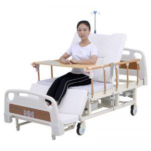 เตียงผู้ป่วยปรับนั่งได้ แบบไหนดี